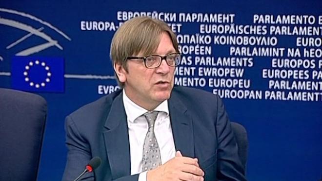 Verhofstadt: Spying Allegations Ruining FTA Stupid