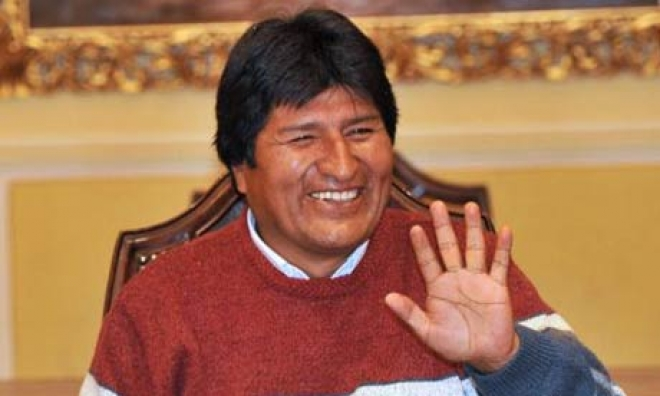 Bolivian Presidential Plane Diverted Over Snowden