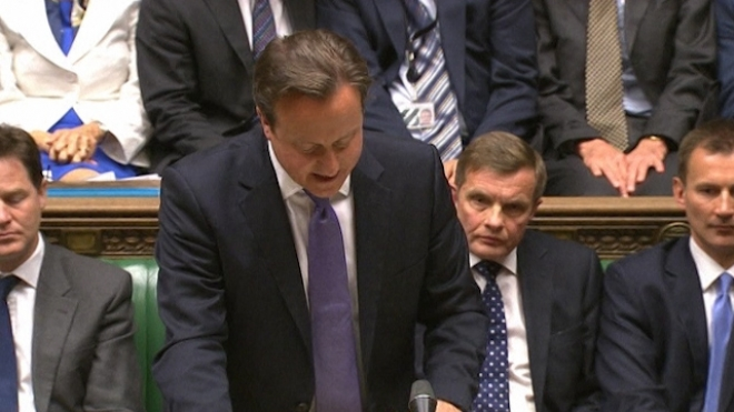 Cameron: Very Clear Messages Sent To Mursi