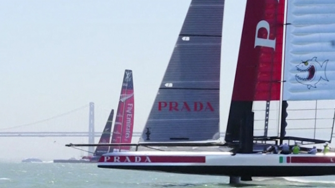 The 34th Americas Cup Set To Begin