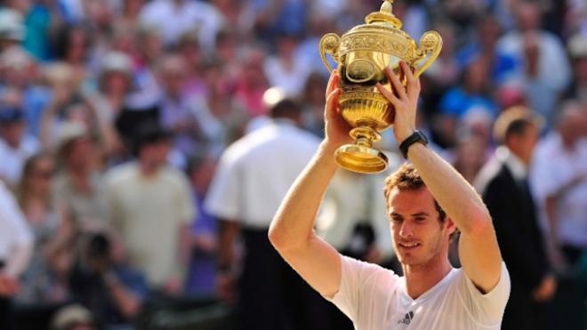 Cameron Hails Murrays Wimbledon Success