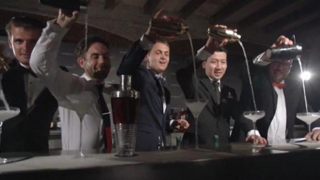 Spaniard Crowned Worlds Best Bartender