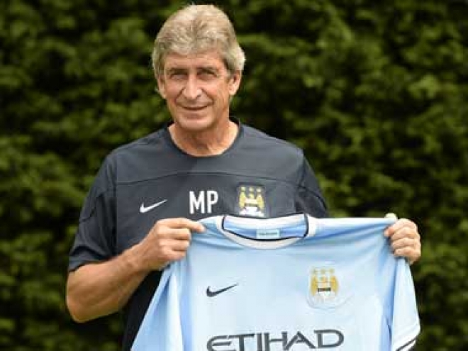 Pellegrini Insists Manchester City Can Topple United