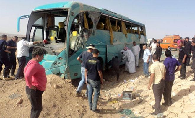Three Dead In Suspected Militant Attack In Sinai