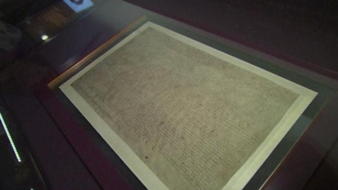 Four Surviving Magna Carta Copies To Be Reunited