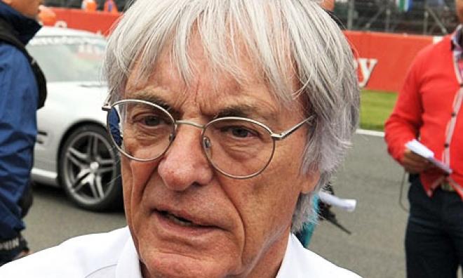 Bernie Ecclestone Indicted In Germany