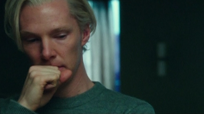 Cumberbatch As Assange In The Fifth Estate
