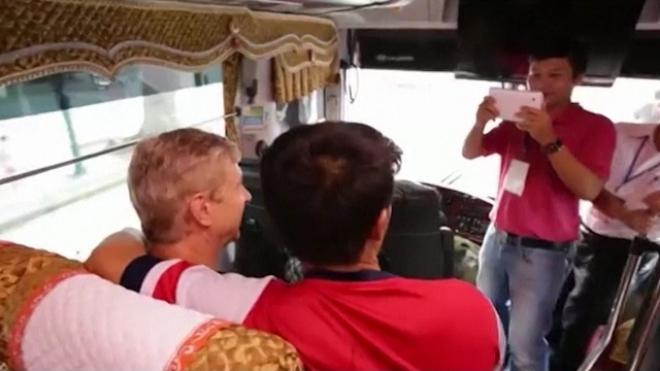 Determination Gets One Arsenal Fan Very Far