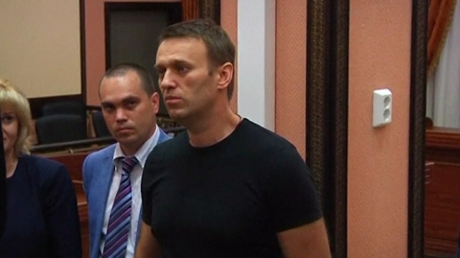 Russia's Opposition Leader Alexei Navalny Released on Bail