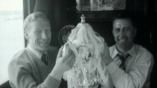 Goalkeeping Legend Bert Trautmann Dies