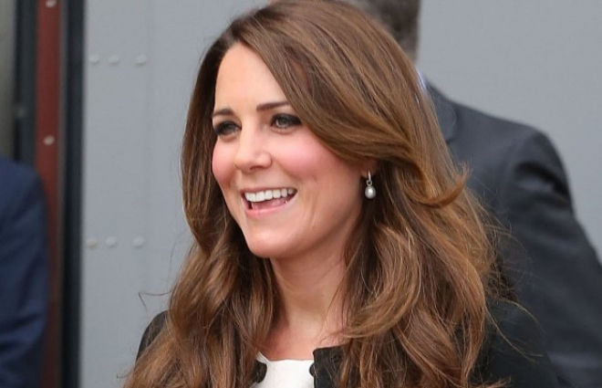 Kate Middleton Gives Birth To Baby Boy