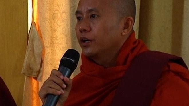 Radical Myanmar Monk Unhurt In Bomb Blast