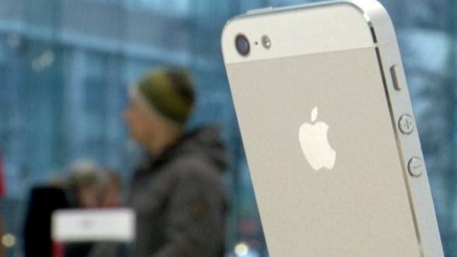 Apple Revenue Beats Expectations
