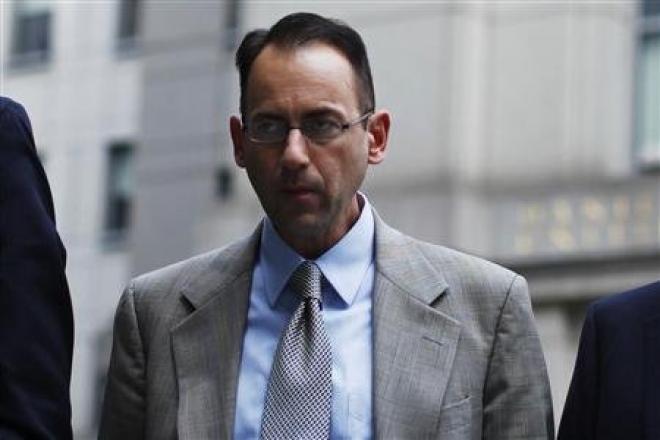 Former UBS Banker Gets 18 Months For Bid-Rigging
