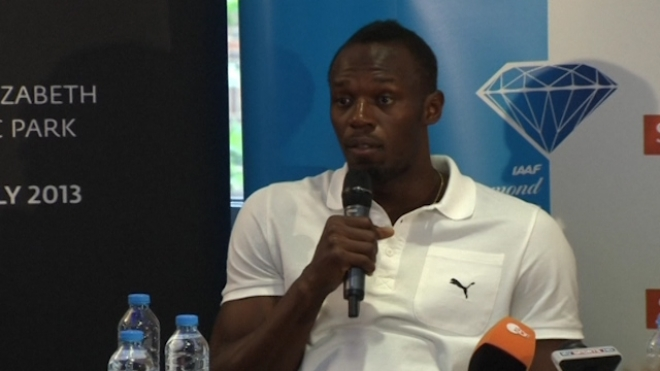 Bolt Hoping To Inspire Fans Weary Of Doping