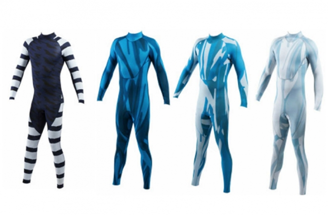 Anti-Shark Wetsuits Designed To Confuse Predators
