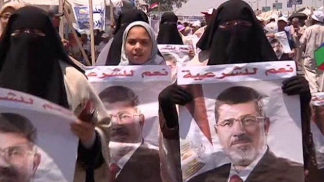 Muslim Brotherhood Rejects Morsi Charges
