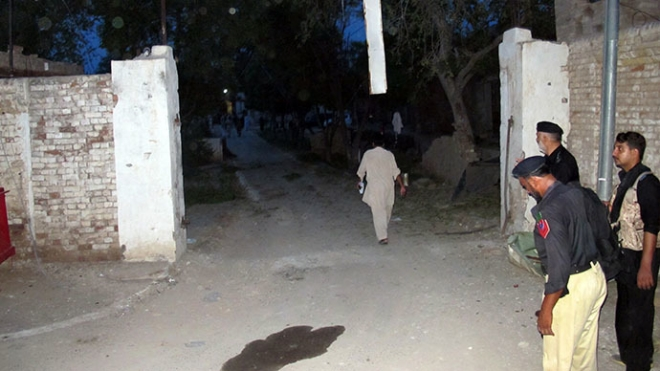 Gunmen Launch Major Attack On Pakistani Prison