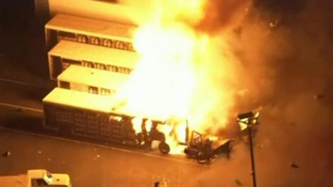 Explosions Rock Florida Propane Plant