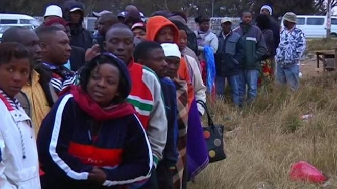 Zimbabwe Polls Open Amid Tension