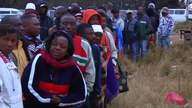 Zimbabwe Polls Open Amid Tension