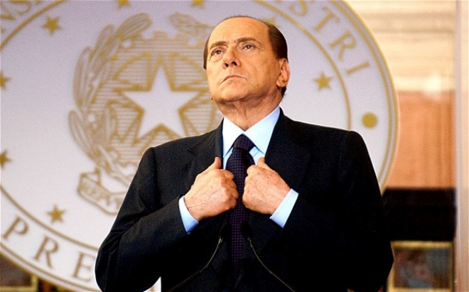 Italy Court Rejects Berlusconi Appeal
