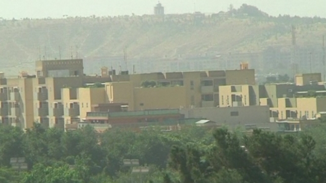 U.S Embassy In Kabul Reopens Monday