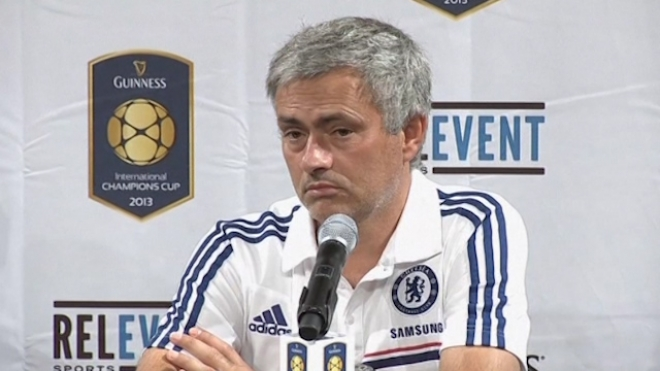 Mourinho Comfortable Back In Charge Of The Blues
