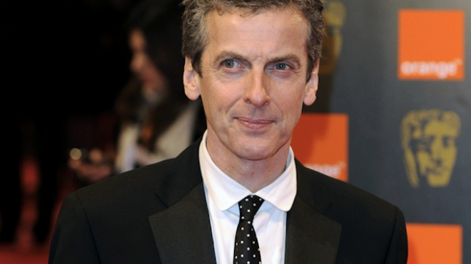 Peter Capaldi to Replace Matt Smith on Doctor Who