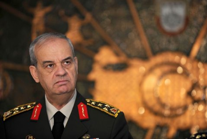 Former Turkish Army Head Jailed For Life Over Conspiracy