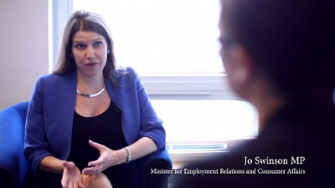 Jo Swinson MP on Payday Lending [Exclusive Interview]