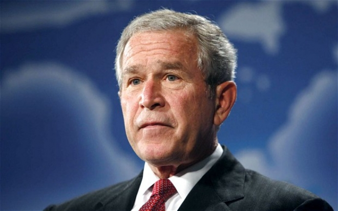 Ex-U.S. President George W. Bush Has Heart Surgery