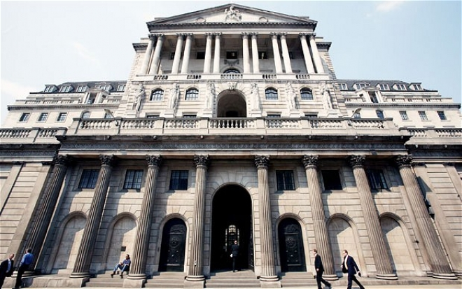 UK Treasury Unveils Changing of the Guard at BoE