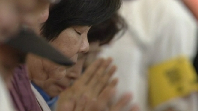 Japan Marks 68th Year Since The Nagasaki Bombing