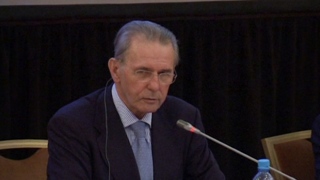 Rogge: IOC Needs Clarifications On Anti-Gay Law