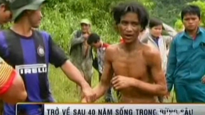 Men Found In Vietnam Jungle After 40 Years