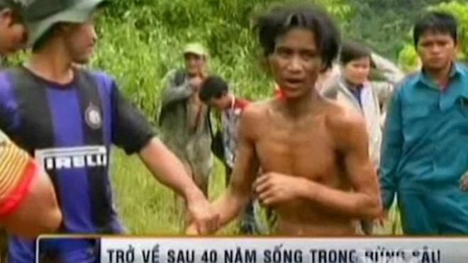 Men Found In Vietnam Jungle After 40 Years