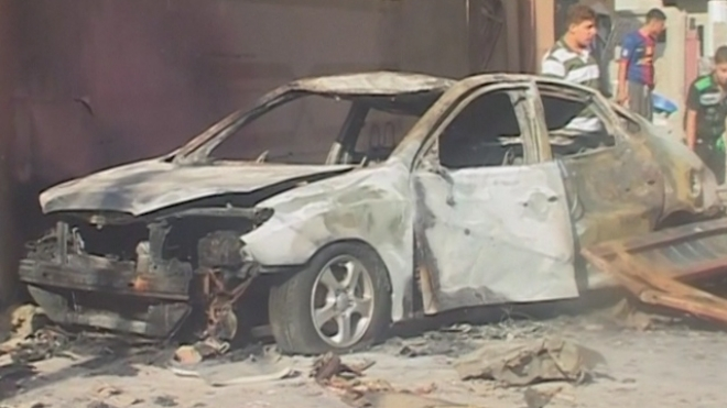 Nearly 80 Iraqis Killed In Bombings During Eid