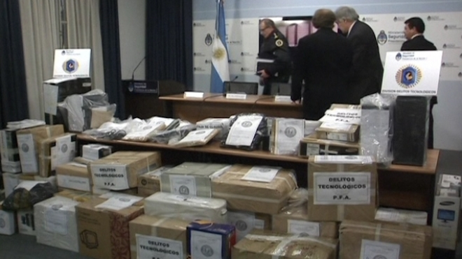Argentina Arrests 30 In Global Paedophile Crackdown