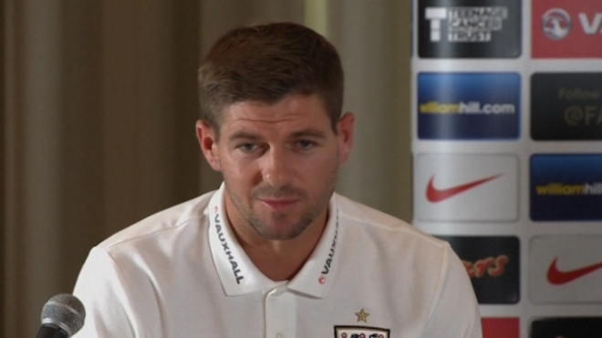 Gerrard Expecting High Tempo Friendly Against Scotland