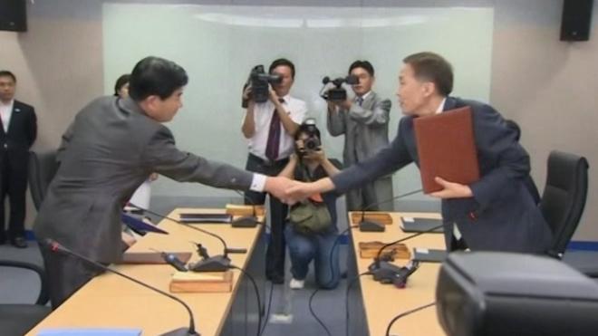 Two Koreas To Resume Operations At Kaesong