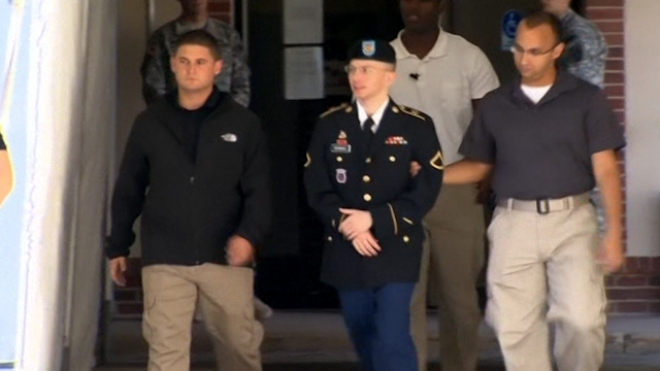 Manning Apologises To Court For WikiLeaks Data Breach