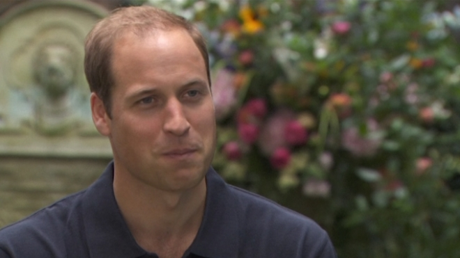 Prince William Gives First Interview Since Fatherhood
