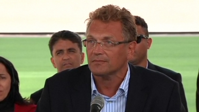 FIFA Says Sao Paulo Stadium Will Be Ready For World Cup