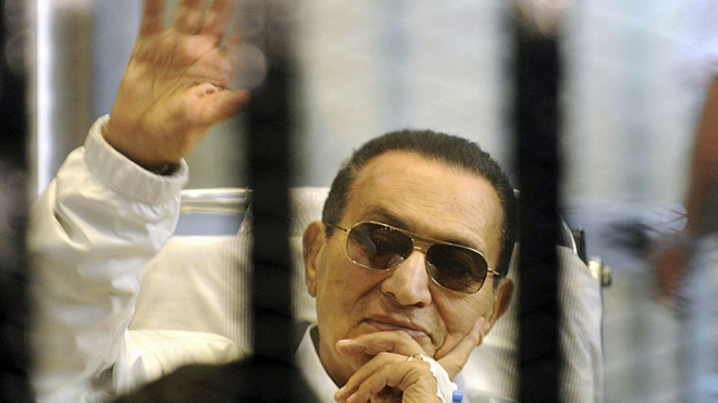Mubarak To Be Freed From Jail