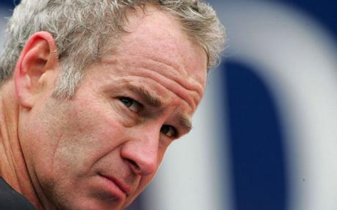 McEnroe Bets On Murray And Serena For U.S. Open