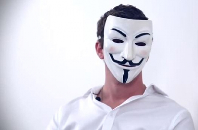 Anonymous: Face-to-Face
