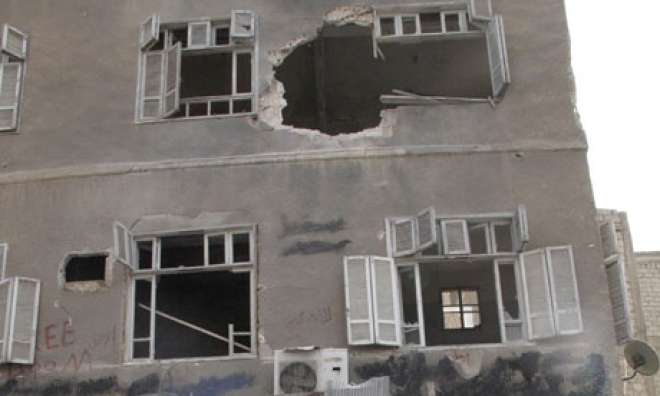 Shelling In Syrias Damascus Carries On