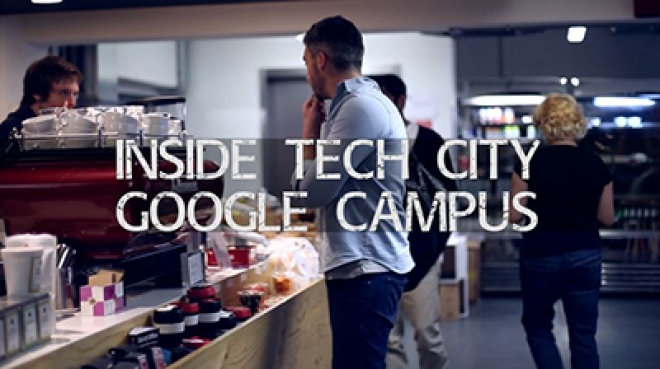Inside Tech City: Google Campus
