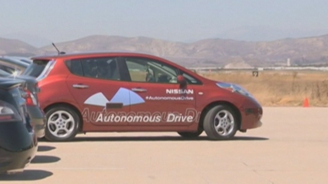 Nissan Plans For Self-Driving Cars By 2020